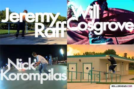 Will Cosgrove & Jeremy Raff