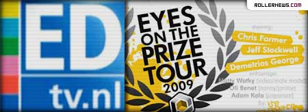 Conference, Eyes on the Prize Tour: Holland (Eindhoven)
