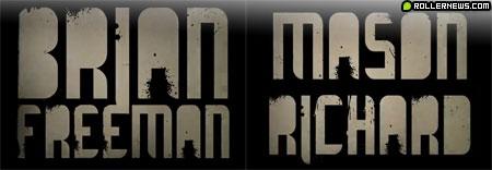 Brian Freeman, Mason Richard