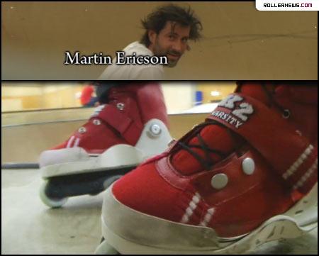 Martin Ericson: K2 Varsity skates