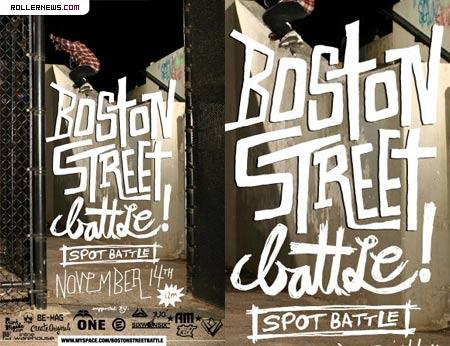 Boston Street Battle