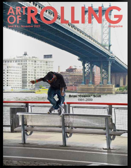Art of Rolling Issue 6