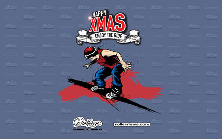 Grindhouse – Rollernews: X-Mas Wallpaper Entries