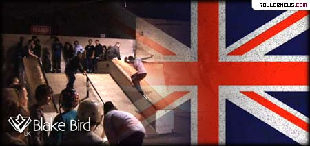 Rollerblade UK @ Boneyard Jam 2010