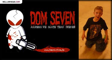 Domenik Kock (Dom Seven, 9 Years old)