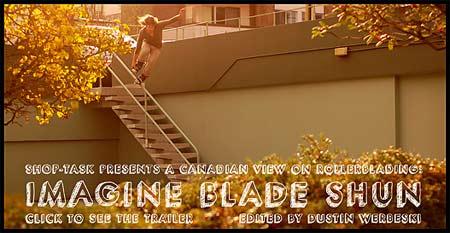 IMAGINE BLADE SHUN