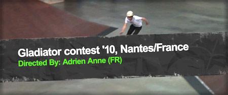 Antony Pottier & Roman Abrate @ Gladiator contest X