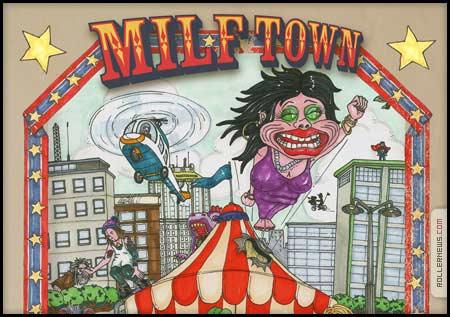 milf town