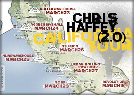 Chris Haffey | Signature2.0 Cali Tour - 2010