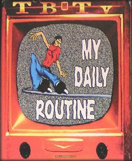 My Daily Routine by Bryan Bell (1990)