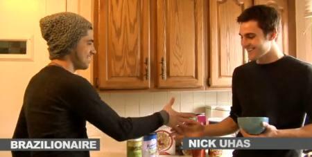 Nick Uhas Brazilionaire