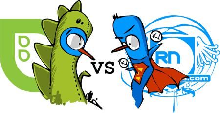 hedonskate vs rollernews : dino versus supa pingoo