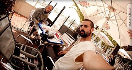 Duff llosa & Greg Mirzoyan in Barcelona