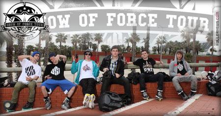 Flashback: Brett Dasovic - USD Show of Force Tour (2010) by Matty Watky