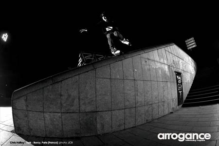 arrogance mag chris haffey