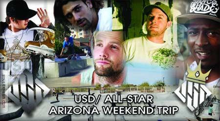 USD All-Star Weekend in Arizona