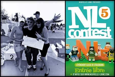 Nouvelle Ligne - NL Contest 2010 (Strasbourg, France) - Results