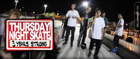 Revolution Thursday Night Skate
