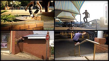 South Africa skating
