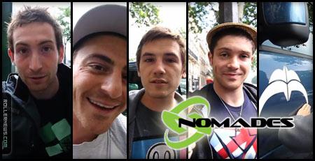 Nomades tour 2010