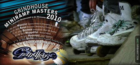 Grindhouse Miniramp Masters Tourstop: Munster Edit
