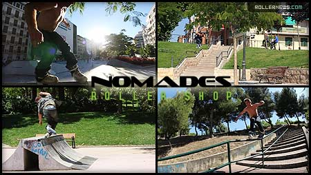Nomades tour 2010: Madrid (Spain)