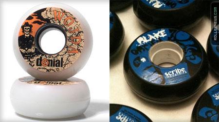 Denial & Scribe New Wheels
