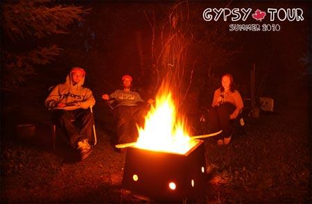 Gypsy Canada Tour