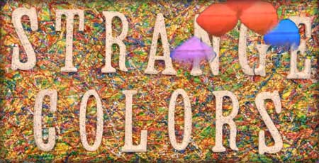 strange colors