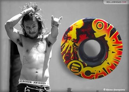 Eulogy: Franco Cammayo wheel