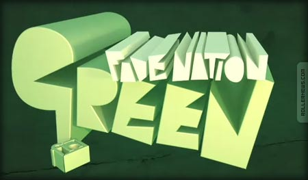 Fade Nation: Green