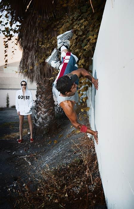 Omar Wysong by Jeff Linett