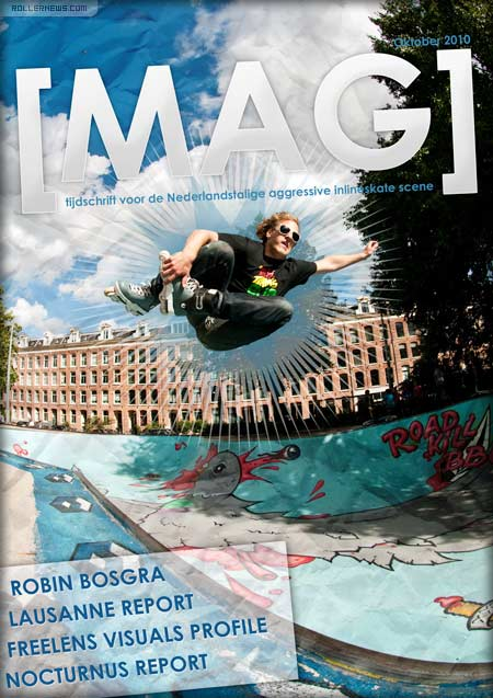 [MAG] October Issue (Dutch magazine)