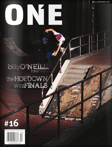 one issue 16