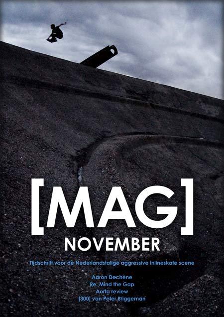 [MAG] November 2010 Issue (Dutch magazine)