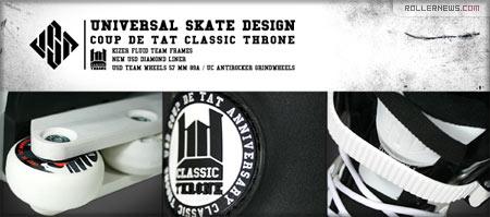 USD Classic Throne COUP DE TAT