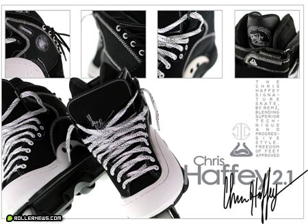 Chris Haffey Signature 2.1 by Remz