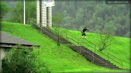 Beat Schillmeier (Switzerland) - A Chosen Few, Profile (2010) by Claudio Antonelli