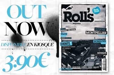 rolls magazine