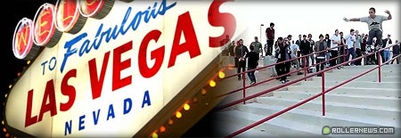 Sin City: Las Vegas Skating Session