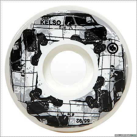 Sean Kelso Street Artist Wheel