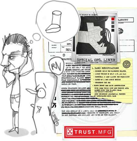 trust liner