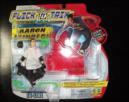 Aaron Feinberg Old Flick Trick Toy
