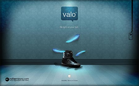 Valo x RN Design Contest