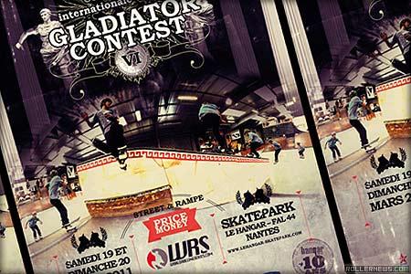 Gladiator Contest