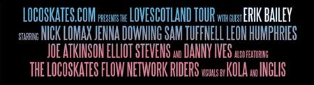 love scotland tour