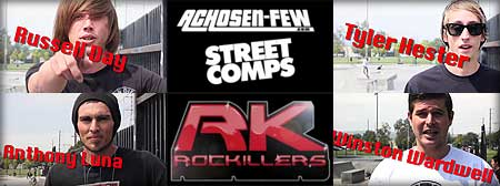 Rockillers Chosen Few Street Comp