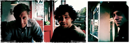 Erik Bailey Leon Humphries Nick Lomax