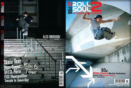 Roll2Soul Mag Alex Broskow Jochen Smuda