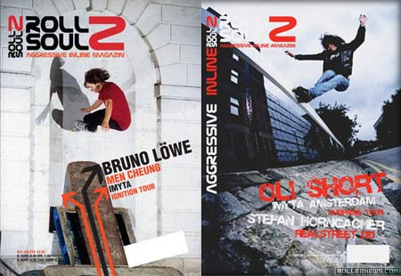 Roll2Soul Mag Oli Short